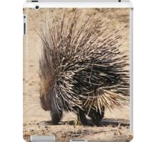 Porcupine and its Quills - African Wildlife iPad Case/Skin