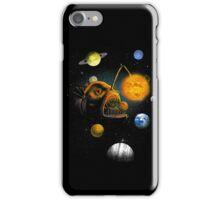 Cosmic Angler Fish iPhone Case/Skin