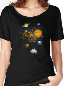 Cosmic Angler Fish Women's Relaxed Fit T-Shirt