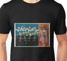Performing Arts Posters A magical musical comedy Bimbo of Bombay 0816 Unisex T-Shirt