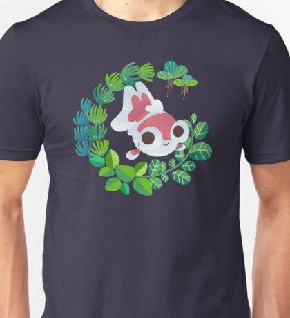 Butterfly telescope Unisex T-Shirt