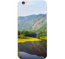lake Baikal iPhone Case/Skin