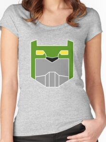 Green Lion Women's Fitted Scoop T-Shirt