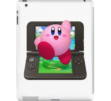 Kirby Comes to Life iPad Case/Skin