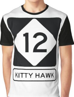 NC 12 - Kitty Hawk Graphic T-Shirt