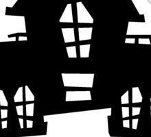 Luigi's Mansion House Sticker