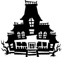 Luigi's Mansion House Photographic Print