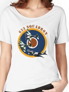633 Squadron Women's Relaxed Fit T-Shirt