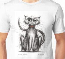 Stinker the cat Unisex T-Shirt
