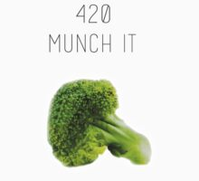420 Munch It T-Shirt