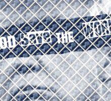God Save the World Sticker