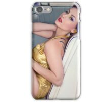 The Golden Girl iPhone Case/Skin