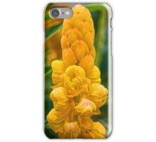 Candle Bush Tree iPhone Case/Skin