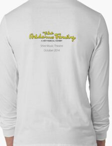 Addams Family Shire Long Sleeve T-Shirt