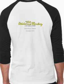 Addams Family Shire Men's Baseball ¾ T-Shirt