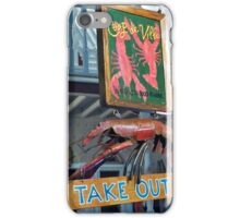 Take Out iPhone Case/Skin