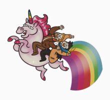 Platonic Unicorn by Meg Kirkpatrick