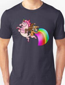 Platonic Unicorn Unisex T-Shirt