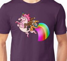 Platonic Unicorn Unisex T-Shirt