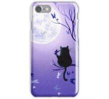 Butterfly Swirl iPhone Case/Skin