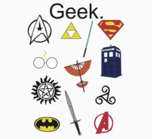 Geek. by fanfools