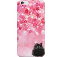 Falling Petals iPhone Case/Skin