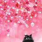 Falling Petals by Annya Kai