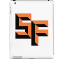 Santa Fe Giants iPad Case/Skin