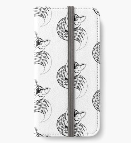 Tranquil Fox iPhone Wallet/Case/Skin