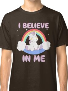 Cute Unicorn Classic T-Shirt