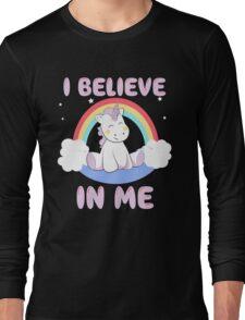 Cute Unicorn Long Sleeve T-Shirt