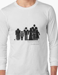 Addams Family Shire 2 Long Sleeve T-Shirt