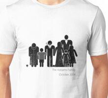 Addams Family Shire 2 Unisex T-Shirt