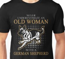 german shepherd dog Unisex T-Shirt