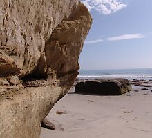 Tranquility - Solono Beach, CA Cove '07 by leih2008