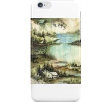 Bon Iver iPhone Case/Skin