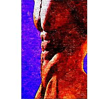 Shadowed Torso (Original Sold - limited edition 2 of 50 available) Photographic Print