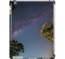 Gums under the Milky Way iPad Case/Skin