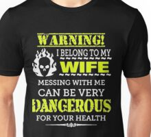 Family Wife.. Unisex T-Shirt