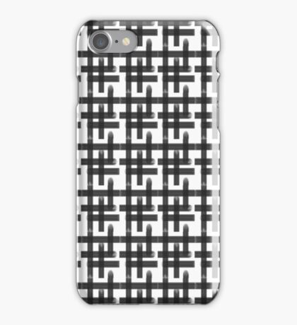 Brush Directions iPhone Case/Skin