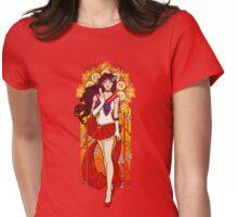 Spirit of Fire Womens Fitted T-Shirt