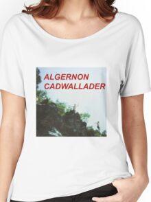 Algernon Cadwallader Women's Relaxed Fit T-Shirt