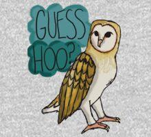 Guess Hoo? Kids Tee