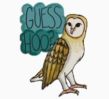 Guess Hoo? Kids Clothes