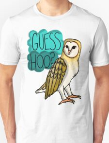 Guess Hoo? T-Shirt