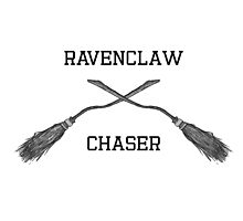 Ravenclaw - Chaser by queen-victoria