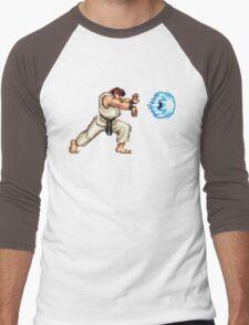 Ryo Hadouken Men's Baseball ¾ T-Shirt