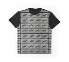 The Galloping Horse Graphic T-Shirt
