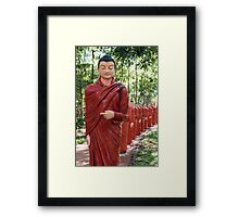 Temple of 500 Arahants, Sri Lanka Framed Print