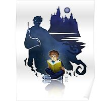 HP book Poster